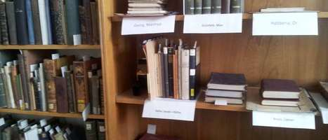 Mission impossible: German libraries try to return Nazi-looted books   Libraries & Archives 101   Scoop.it
