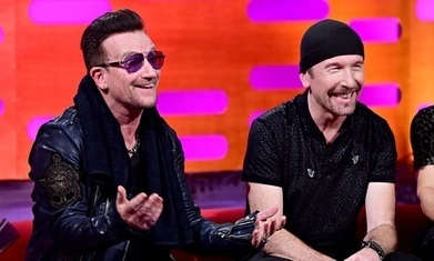 Bono: I've had glaucoma for past 20 years | Eastside Optometric | Scoop.it