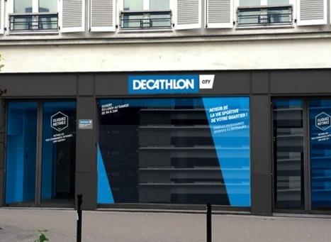 Decathlon teste son nouveau concept urbain &agr...
