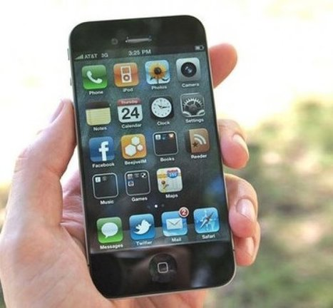 No 4G LTE on iPhone 5 before November