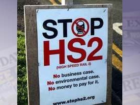Anti-HS2 groups go to High Court | The Indigenous Uprising of the British Isles | Scoop.it