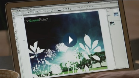 Create a striking slide presentation - Adobe for Academics | Awesome Technology | Scoop.it