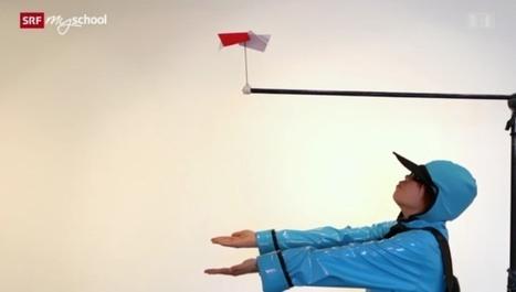 Video: Achtung! Experiment: Antrieb durch Körperwärme (35/52) | ICT-Unterrichtsideen | Scoop.it