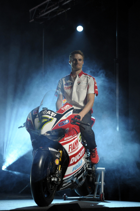 Ducati launched the 2014 WSBK Team | Ducati news | Scoop.it