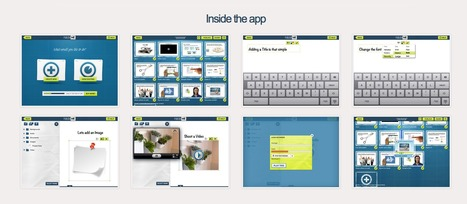 PublishME - Create Presentations 'on-the-go' | Technology I should know about | Scoop.it