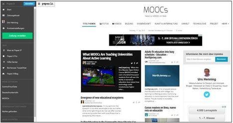 Web2-Unterricht: Online-Zeitungen mit Paper.li   Digitale Lehrkompetenz   Scoop.it