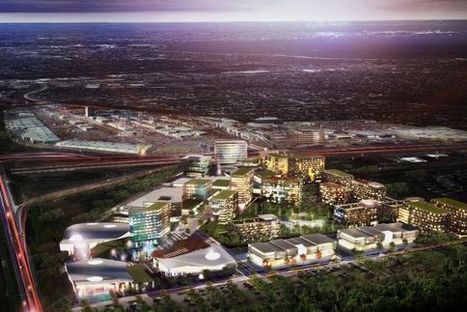 Gigantesque projet d'un milliard de dollars à Brossard | Keller Williams Urbain | Scoop.it