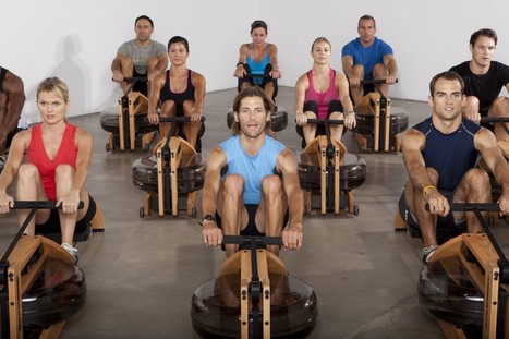 Want a full-body workout? The machine you need has been in your gym all along. | Indoor Rowing | Scoop.it