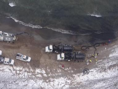 BP oil spill isn't affecting Michigan's beaches, state says | Oil Spill | Scoop.it