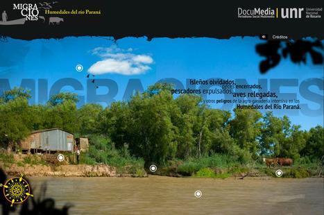Migraciones | Interactive & Immersive Journalism | Scoop.it
