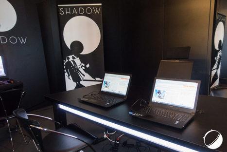 Shadow : nous avons testé l'ordinateur du futur et sommes dans les nuages - FrAndroid | Seniors | Scoop.it