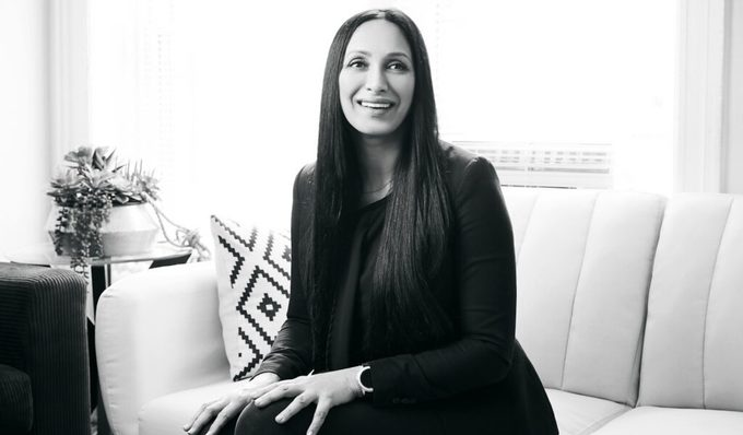 Meet The Skincare Entrepreneur Whose Immigrant Roots Pushed Her To Seek Leadership Without Fear