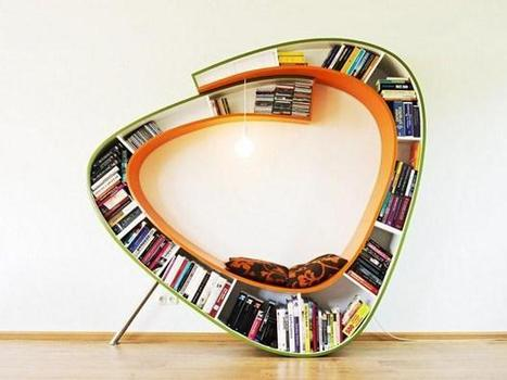 Bookworm by Atelier 010 - Architecture Of Life | photography | Scoop.it