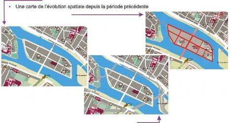 Atlas historique de Paris | Cartes historiques et cartes d'Histoire | Scoop.it