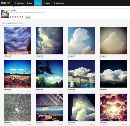 Curate Instagram Pics From Any User or Hashtag Into Custom Albums with INK361 | SocialMediaDesign | Scoop.it