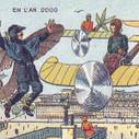 En 1910, ces illustrateurs imaginaient les français de l'an 2000 | More FLE | Scoop.it