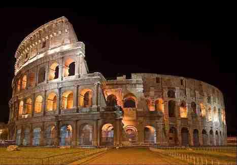 Curso a distancia: Conquistadores del mundo. Historia del arte romano | Centro de Estudios Artísticos Elba | Scoop.it