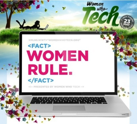 Fact or Fiction: Geek Girls and Technology | GeekGirlCon | Tech Needs Girls archive | Scoop.it