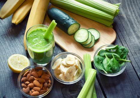 10 Health Benefits of Green Smoothies | Just for Hearts | Diet Plans : Make Healthier Food Choices! | Scoop.it