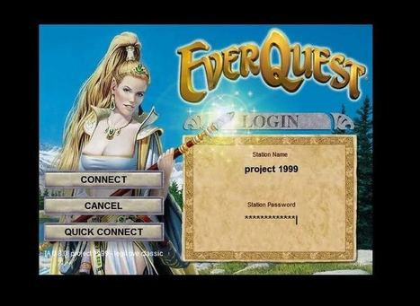 How to install CLASSIC Everquest spell gems and