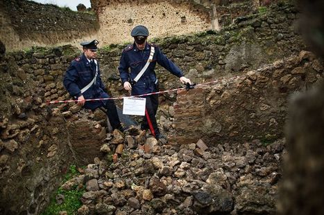 Pompeii Is Crumbling—Can It BeSaved? | Archaeology News | Scoop.it