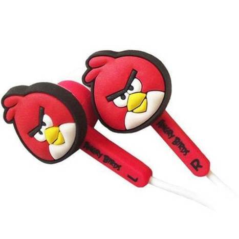 Angry Birds Bird Buds Gamer Set Red (Nintendo 3DS/DSi/DSi XL) | Buy Used Video Game Online United kingdom | Scoop.it