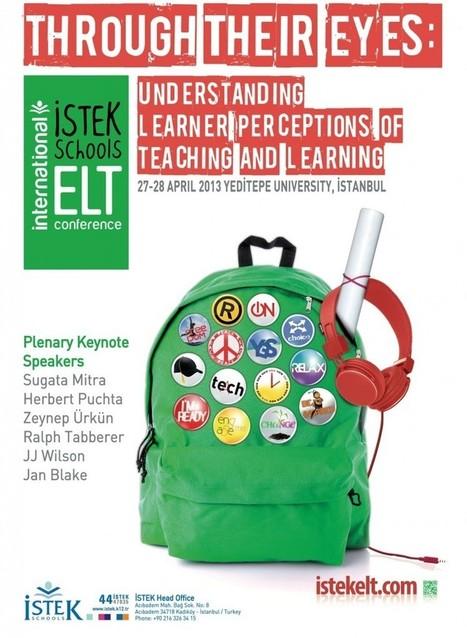 ISTEK ELT 2013 Website is Now Online! | Burcu Akyol's Blog | ELT Digest | Scoop.it