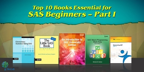 5 SAS Books for Beginners | Advanced Excel Cour