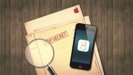 Top 10 Secret Features of iOS 8 | ten Hagen on Apple | Scoop.it