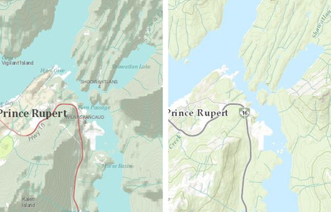 December Updates to the World Topographic Map   ArcGIS-Brasil   Scoop.it