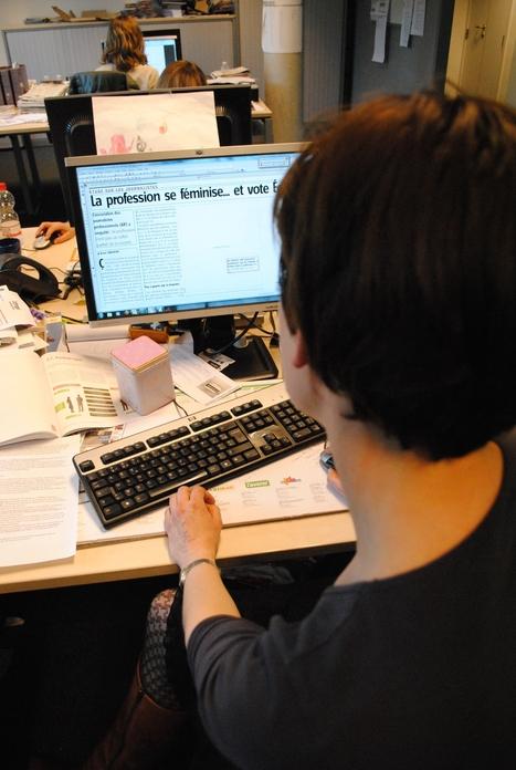 L'Avenir ⎥Journalistes: la profession se féminise… et vote Écolo | L'actualité de l'Université de Liège (ULg) | Scoop.it