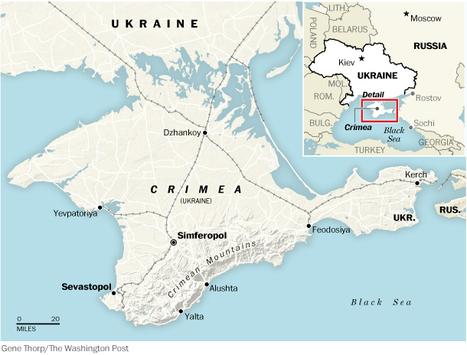 US-NATO Launch New Proxy War Front in Crimea: Neo-Nazis Bomb Electrical Grid Causing National Blackouts | Saif al Islam | Scoop.it