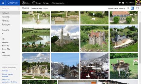 Stockage photo : que vaut Microsoft OneDrive ? - Le service de cloud de Microsoft au banc d'essai   netnavig   Scoop.it