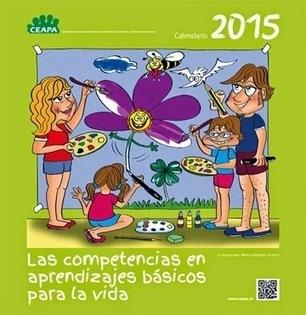 Calendario competencias 2015 | Orientación en la red | Scoop.it