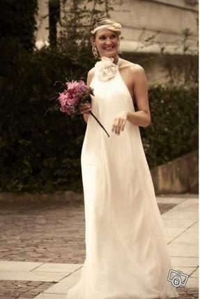 Magnifique robe de mariée esprit ann\u002
