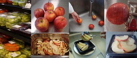 La Fraîche Découpe des fruits et légumes | HORTICULTURE BOTANIQUE | Scoop.it