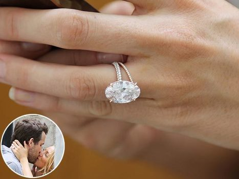 PHOTO: See Blake Lively's Wedding Ring! | People.com | Show Prep | Scoop.it