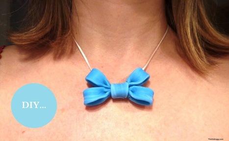 DIY : un bijou en porcelaine froide | DIY DIY | Scoop.it