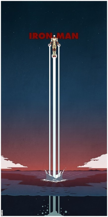 Matt Ferguson – Iron Man | All Geeks | Scoop.it