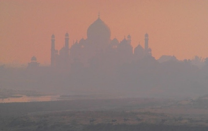 Pollution turning the Taj Mahal yellow   Archaeology News Network   Kiosque du monde : Asie   Scoop.it