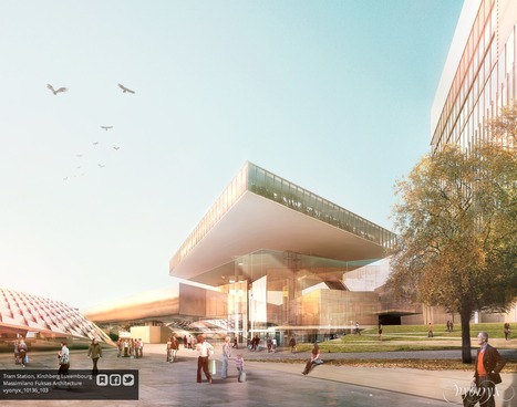 VYONYX   Architectural renderings and digital architecture   Scoop.it
