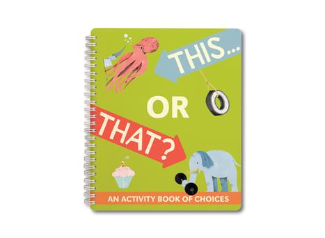 This . . . or That? Activity Book | Leezard | Scoop.it