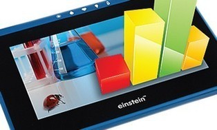 Israeli firm launches science tablet for classroom use | Jewish Education Around the World | Scoop.it
