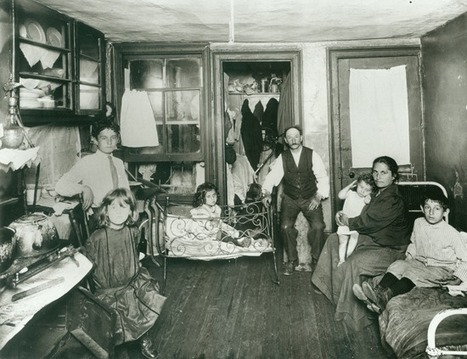 tenements in the 1800s