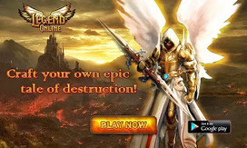 Download Legend Online Android APK - Central Of Apk   Android Games Apps   Scoop.it