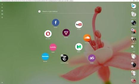 Meet Opera Neon, Opera's radical vision for the future of web browsers | Digital Culture | Scoop.it