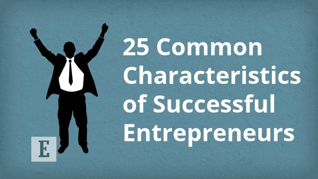 key qualities of a successful entrepreneur