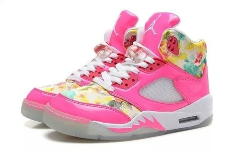 purchase cheap e1533 dd368 Nike-Air-Jordan-V-5-Retro-Kvinnor-Skor-Pa-Natet-Cherry-Blossom-Pink-Gul-Vit.jpg  (703x461 pixels)