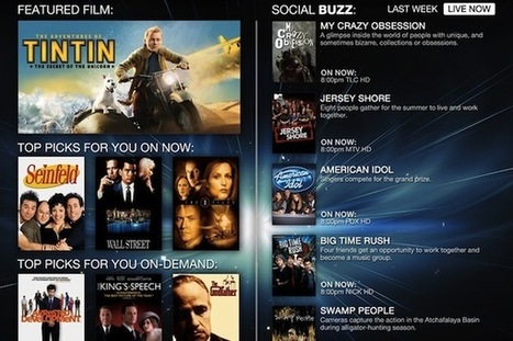 Digitalsmiths adds social search and recommendations | Social TV is everywhere | Scoop.it