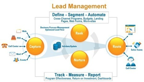Evaluating Your Lead Management Process: 15 Questions to Ask   Beyond Marketing   Scoop.it